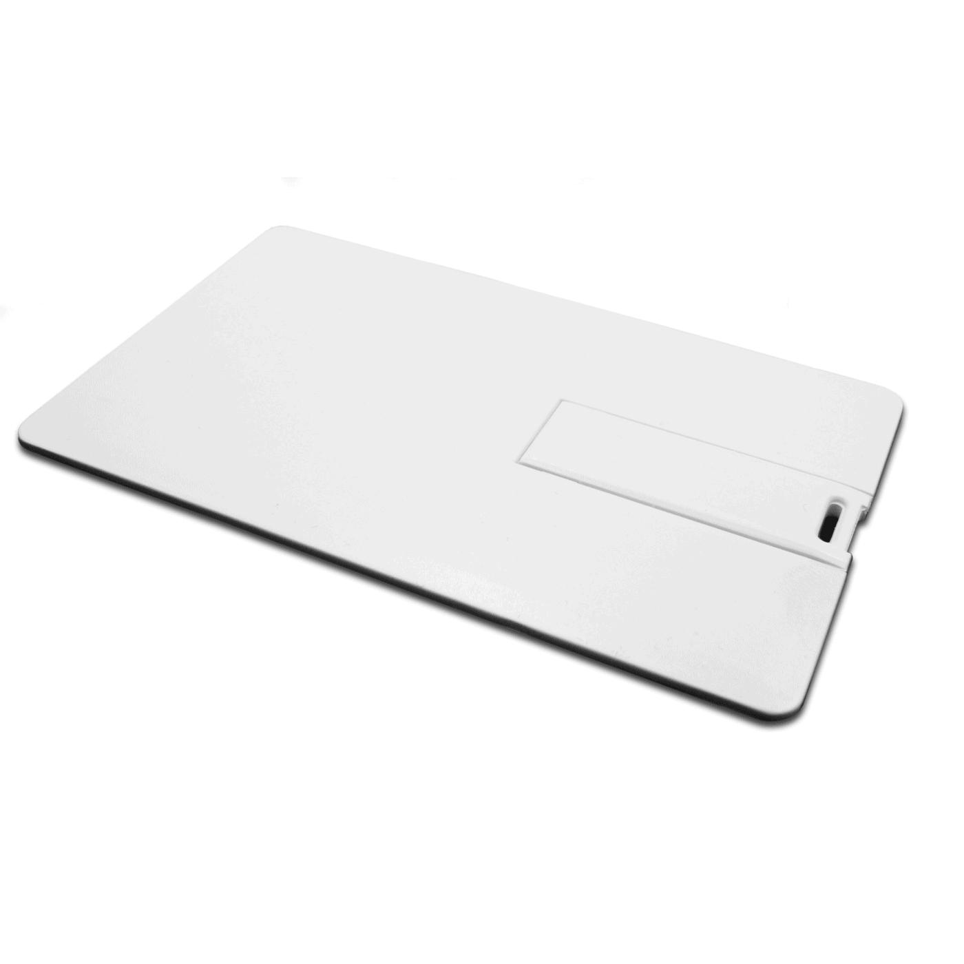 Credit Card USB Flash Drive - 2GB