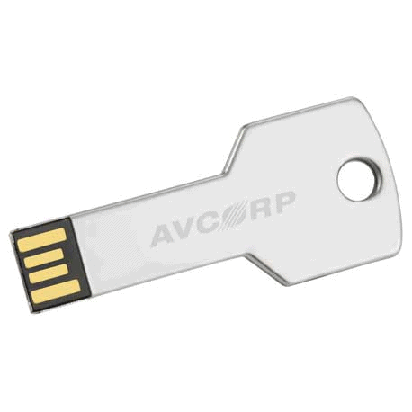 Key Flash Drive 1GB