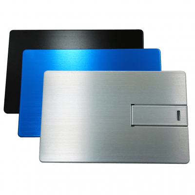 Metal Credit Card USB