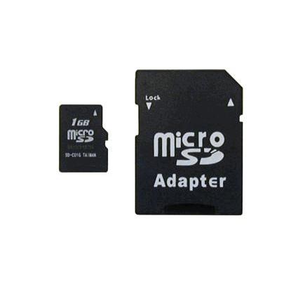 Micro SD Card--2GB