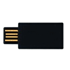 Mini USB Flash Memory Stick - 1GB