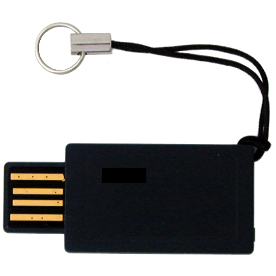 Mini USB Flash Memory Stick - 2GB