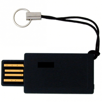 Mini USB Flash Memory Stick - 4GB