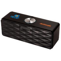 Bluetooth® Mini-Boom Speaker FM Radio