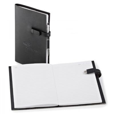 USB Refillable Journal Combo